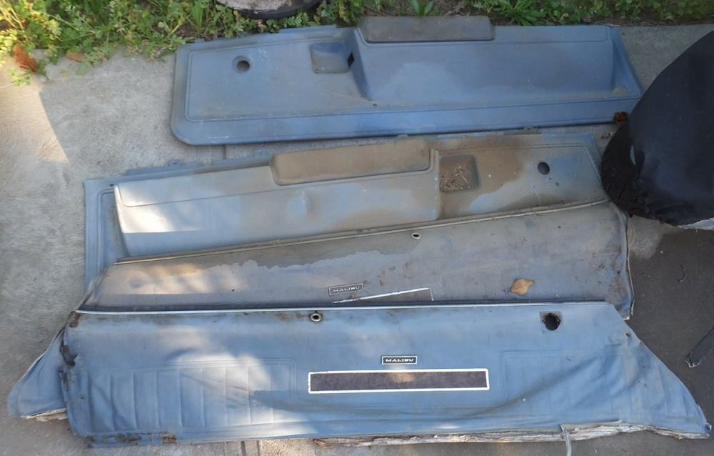 73 Chevy Malibu Parting out Dpprpanels